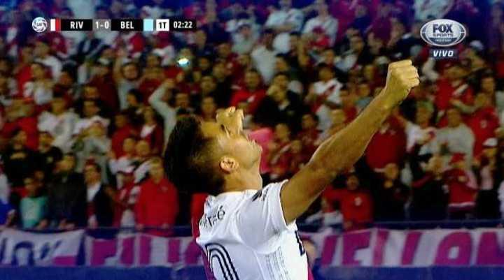 River 1 - Belgrano 0