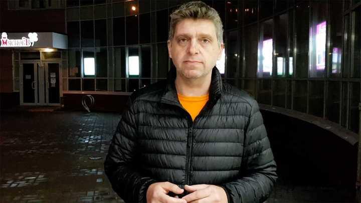 Mundial Rusia 2018: Le marcaron la cancha