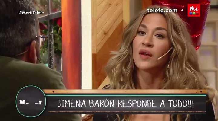 Jimena Barón confirmó su separación de Juan Martín del Potro