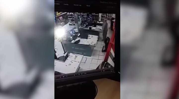 """Conmoción en Uruguay por el crimen de una cajera de un supermercado: buscan a """"El Kiki"""""""