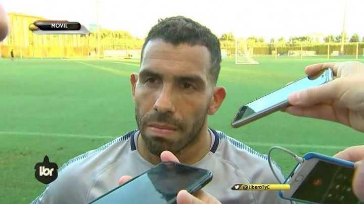 """Tevez: """"Es entendible que Messi no vuelva a la Selección"""""""