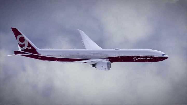 El nuevo Boeing 777x