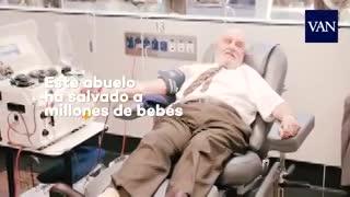 El hombre que salvó a más de 2 millones de bebés