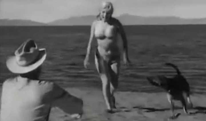 Encuentran las imágenes eliminadas de Marilyn Monroe desnuda en 'Vidas rebeldes'