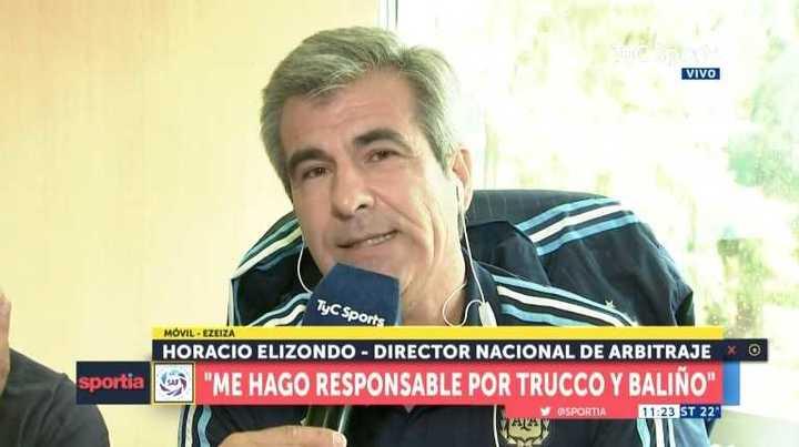 """""""No me junto con Macri para designar árbitros"""""""