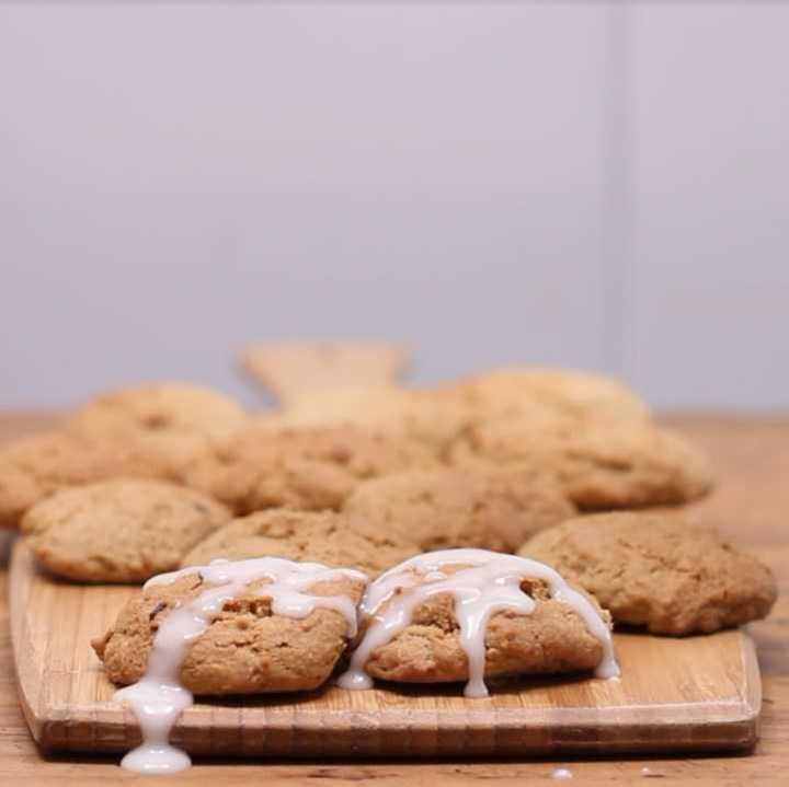 Receta de cookies key lime