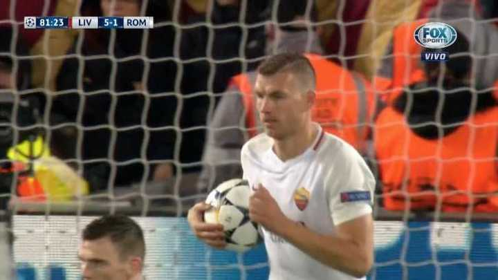 Liverpool 5 - Roma 1