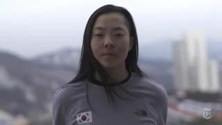 Su objetivo olímpico: encontrar a sus padres biológicos