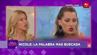 El descargo de Nicole Neumann contra Pampita