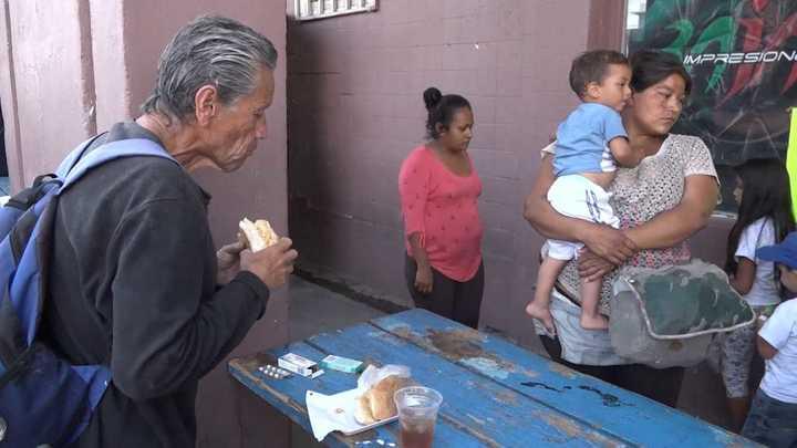 Tras un mes por México, caravana migrante llega a frontera EEUU