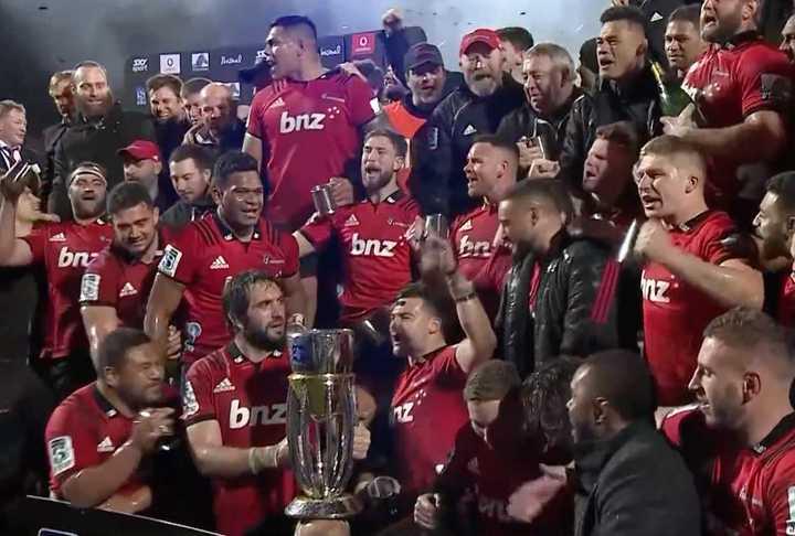 La final del Super Rugby 2018