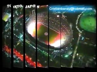 La victoria de Boca frente a Real Madrid en Tokio.