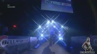 Michael Page noquea en 10 segundos a Ryan Sanders. (Bellator)