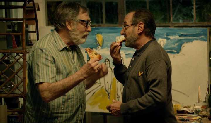 "Trailer de ""Mi obra maestra"""