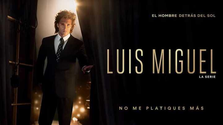 """No me platiques más"""", Diego Boneta como Luis Miguel"""