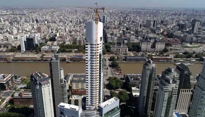 Torre Alvear ¿Cómo es el edificio más alto de la Argentina?
