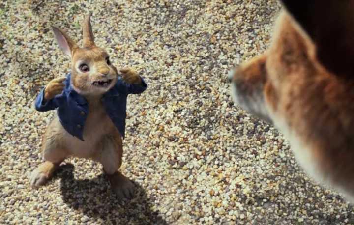 """Trailer de """"Las travesuras de Peter Rabbit"""""""