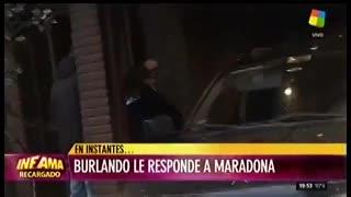 """Diego Maradona contra la AFA: """"Es un desastre"""""""
