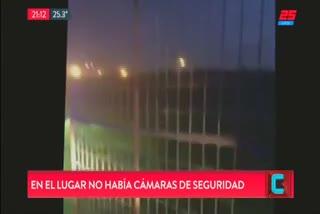 Así fue la detonación controlada de la granada hallada en el hospital de La Matanza