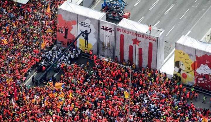 Netflix estrena documental sobre Cataluña