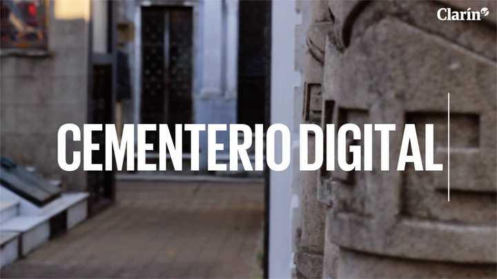 Una recorrida por los secretos del Cementerio de la Recoleta con la ayuda de la tecnología