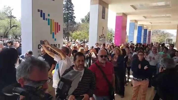 Conflicto en la Universidad Nacional de Córdoba