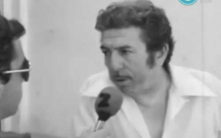 Entrevista a Angel Labruna en 1975