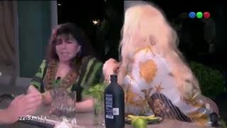 Susana Giménez y Verónica Castro: degustación de tequila en México