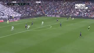 Real Madrid 1 - Levante 2