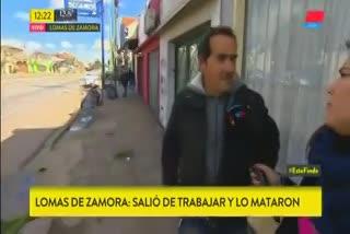 Vecinos protestan por la inseguridad en Lomas