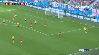 Bélgica imparable: ¿La mejor jugada del mundial?