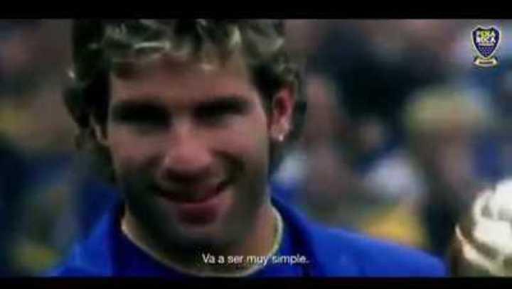 El video de los hinchas de Boca en Madrid