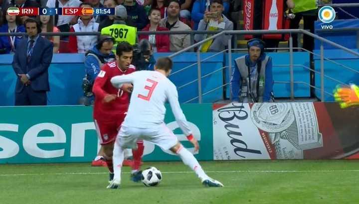 Irán apura en el final - Mundial Rusia 2018