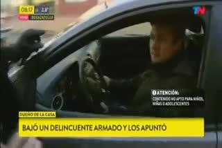 Maximiliano, víctima de la inseguridad en Berazategui