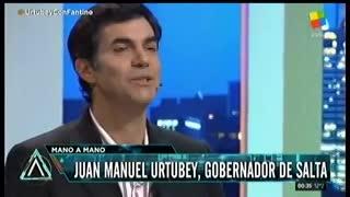 Juan Manuel Urtubey en Animales Sueltos - Parte 1