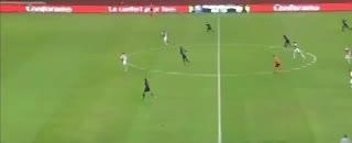 El segundo gol de Ángel Di María para PSG ante Mónaco.