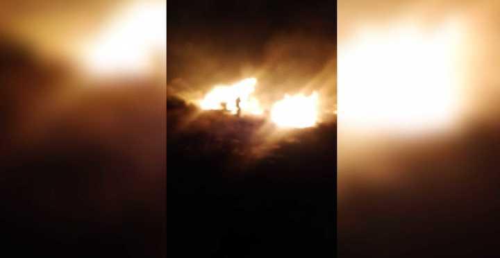 Incendio de campos en Chubut consumió 25 mil hectáreas