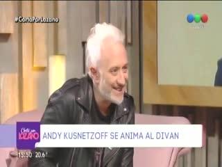 Andy le contestó a Eduardo Feinmann