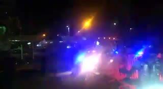 La llegada de River al hotel en Guayaquil tras el accidentado viaje