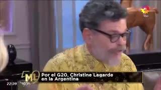Alfredo Casero en el programa de Mirtha Legrand - Parte 1