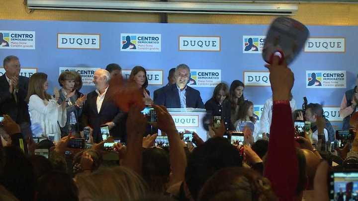 Derecha gana legislativas en Colombia con discurso contra pacto
