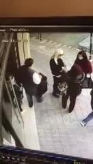 Robo en un bar de Rosario