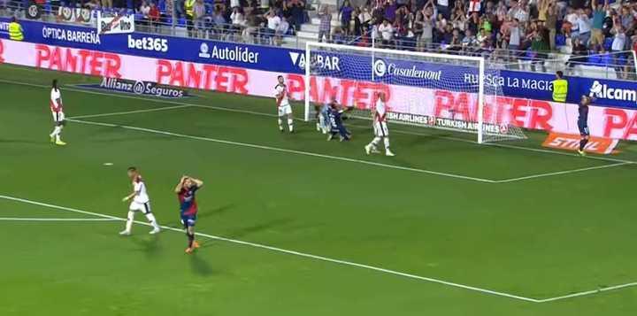 El increíble gol que se perdió el Chimy Avila