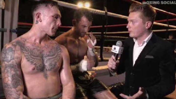 La última entrevista de Scott Westgarth antes de morir.