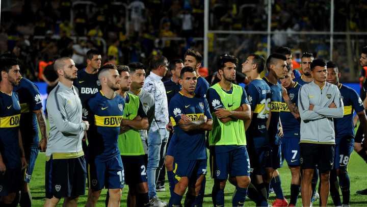 Daniel Mollo, re caliente contra los jugadores de Boca