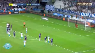 Olympique de Marsella 4 - Toulouse 0
