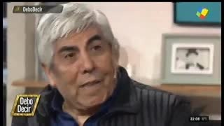 Hugo Moyano en Debo Decir I