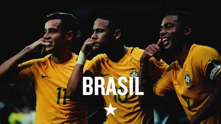 Por qué la Selección de fútbol de Brasil es un gran candidato en Rusia 2018