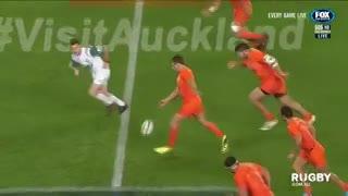 Resumen de la victoria de Jaguares en Auckland