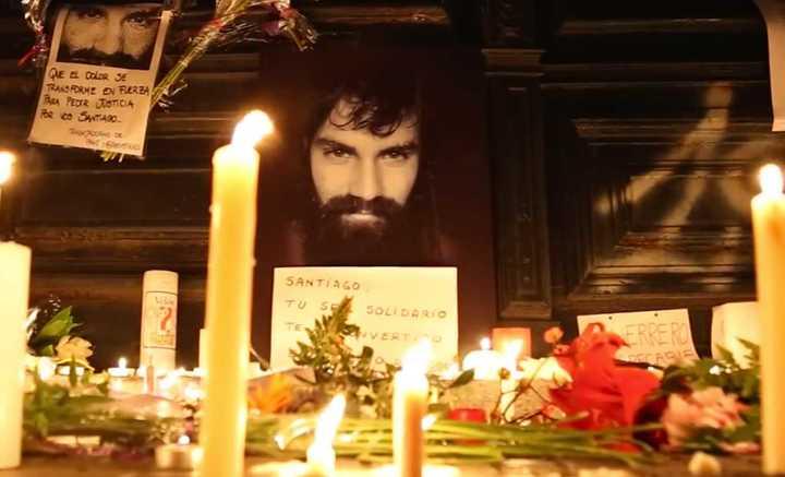 """Trailer de """"El Camino de Santiago"""", la película sobre Santiago Maldonado"""
